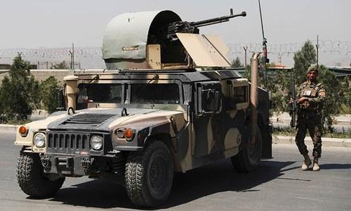 At least 10 killed as three blasts rock Kabul