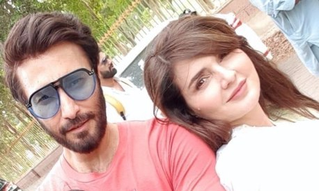 Mahnoor Baloch and Aijaz Aslam are reuniting for Apni Apni Love Story