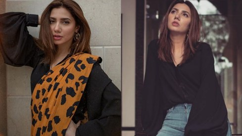 Let Mahira Khan show you how to style one top two ways