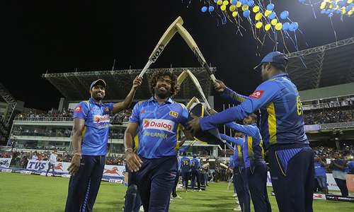 'My time is over': Malinga signs off in style as Sri Lanka crush Bangladesh