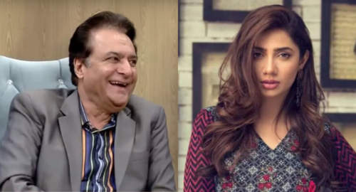 Firdous Jamal's ageist comments about Mahira Khan reveal our double standards