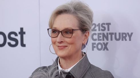 Meryl Streep will receive Toronto Film Festival's first ever acting award