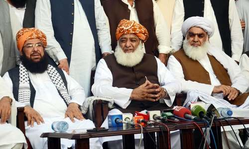 'Fake' regime will no more be allowed to rule: Fazl