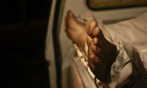 Woman 'thrashed' during police raid dies