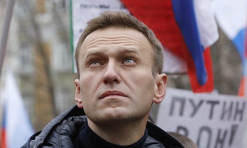Jailed Russian opposition leader sent to hospital