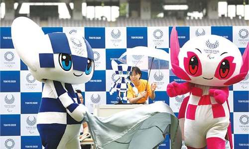 'Truly outstanding' — Tokyo marks one  year till 2020 Olympics