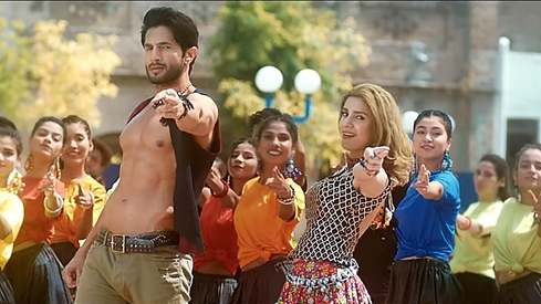 Bilal Ashraf and Kubra Khan will make you bust a move in Superstar's latest song