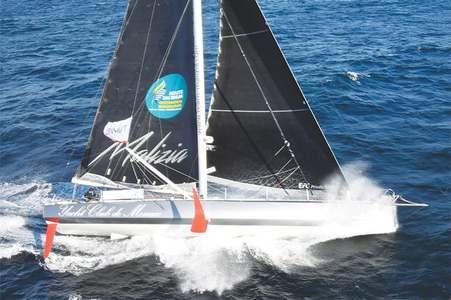 Climate activist Greta plans to set sail for Americas on zero-carbon trip