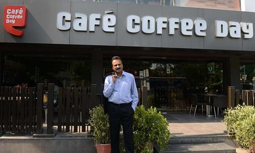 Major hunt for India's missing coffee king