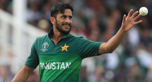 Is cricketer Hasan Ali all set to tie the knot?