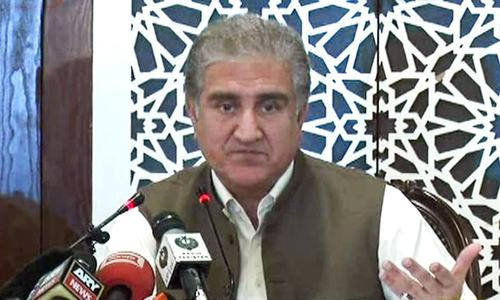 'Afghan situation cannot be viewed in isolation from situation on eastern border': FM Qureshi