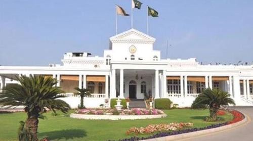 KP Governor's House eating up tribal districts' uplift funds