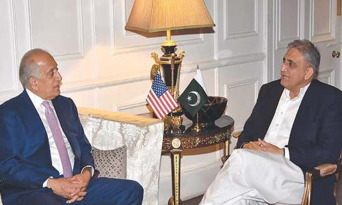 US urges Islamabad, Kabul to trade assurances