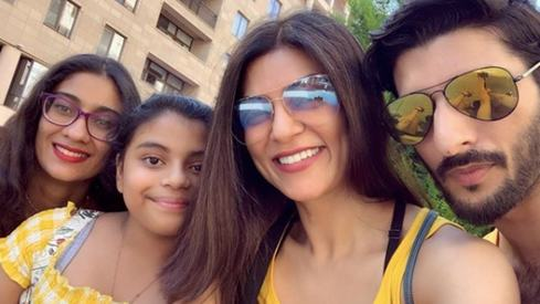 The wisest decision I made at 24 was to become a mother, shares Sushmita Sen