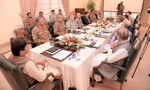 NSC meeting: 'Pakistan to respond to any misadventure, aggression by Indian forces'
