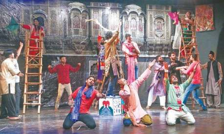 Lahore's Alhamra theatre fest ends with performances that left a mark