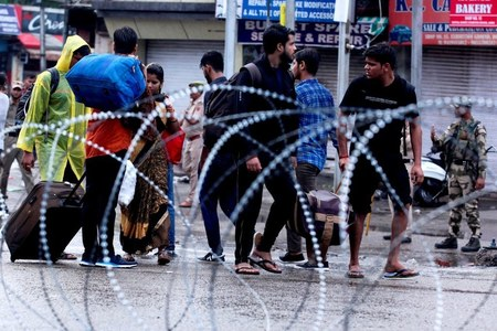 In pictures: Situation in occupied Kashmir uncertain as India scraps special status