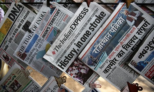 'Trump supplied a quick trigger': What the Indian media has to say about BJP govt revoking Kashmir's autonomy