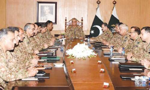 Military top brass condemns move to annex held Kashmir