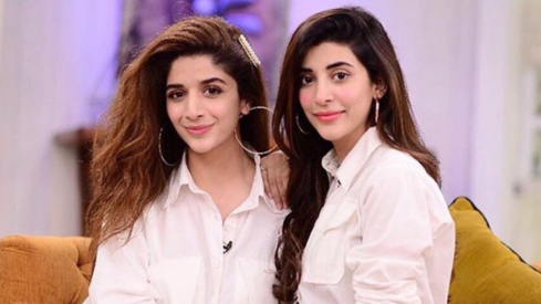 Urwa and Mawra Hocane think you can eat your depression away