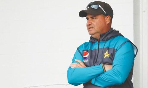 Coaches sacked