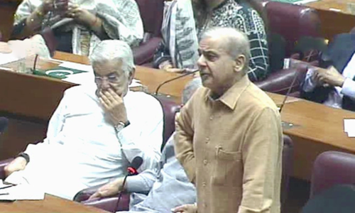 PM Imran is deluded if he thinks he can scare Sharif family, says Shehbaz