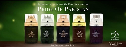 Here's how you can wear the scent of your city with pride this Independence Day