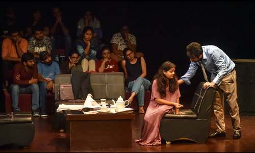 CURTAINCALL: THE MONSOON STAGE