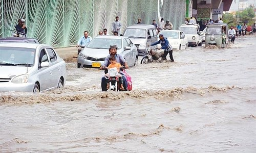 Three die of electrocution as rain lashes Karachi