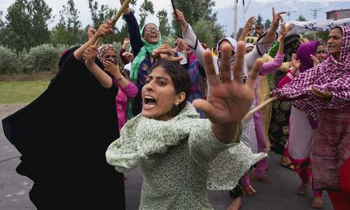 In pictures: What's happening in occupied Kashmir?