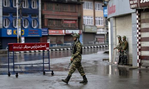 A reporter finds fear and chaos inside locked-down occupied Kashmir