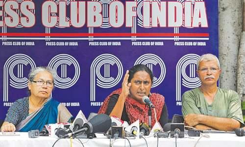 Activists describe life under lockdown in occupied Kashmir as grim