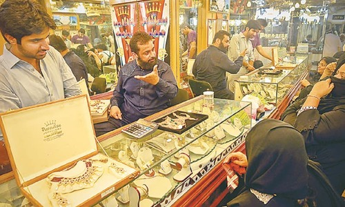 Gold scales new peak of Rs88,300