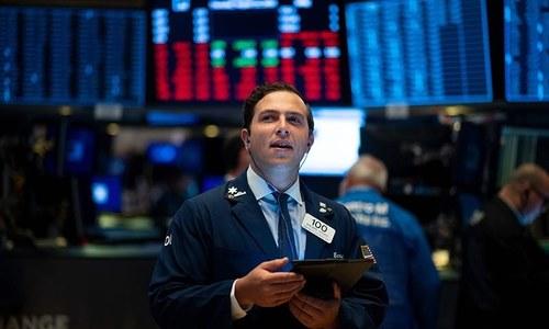 Global stocks choppy