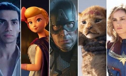 5 فلموں کی ایک ہی سال میں 8 کھرب کی کمائی