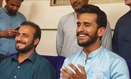 حسن علی کی اپنے نکاح کے سبب فٹنس ٹیسٹ سے استثنیٰ کی درخواست