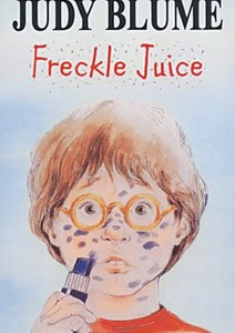 Book review: Freckle Juice