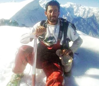 Climber killed while descending Mir Shikar peak