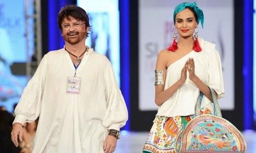 نامور ڈیزائنر رضوان بیگ تمغہ امتیاز کے لیے نامزد
