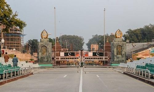 'بھارت کے ساتھ تجارت کی معطلی کا اطلاق طے شدہ شپمنٹس پر نہیں ہوگا'