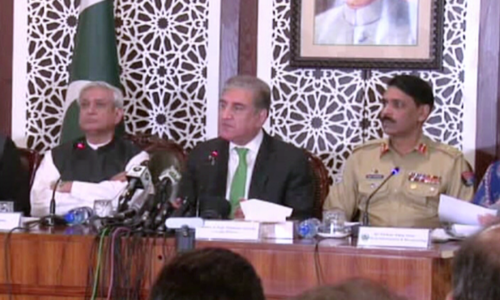 'UNSC, OIC have responded positively to Pakistan's call,' says FM Qureshi