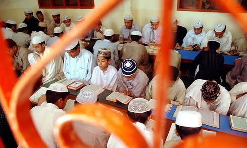 MADRESSAH REFORMS: BREAKING THE CYCLE