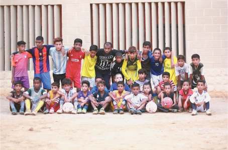 FOOTBALL: THE RISING STARS OF LYARI