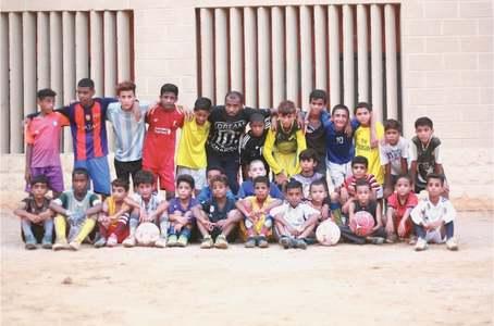 FOOTBALL: THE RISING STARS OF LYARI