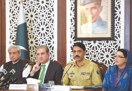 Steps taken to boost diplomatic push on Kashmir