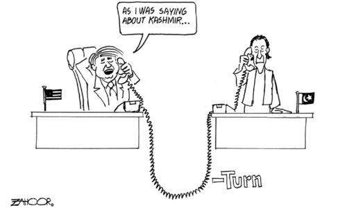 کارٹون : 18 اگست 2019