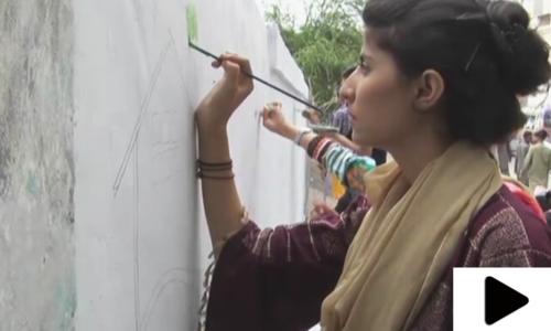 کراچی کی صفائی مہم میں اسکول کے طلبہ بھی شامل ہوگئے
