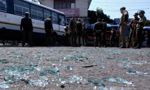 6 killed in blast in Upper Dir: reports