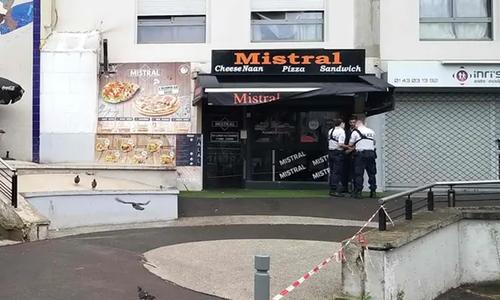 فرانس: صارف نے سینڈوچ دیر سے لانے پر ویٹر کو گولی ماردی