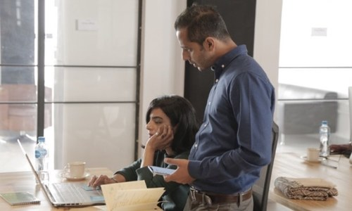 The rise of co-working spaces in Lahore is shaking up the traditional workplace